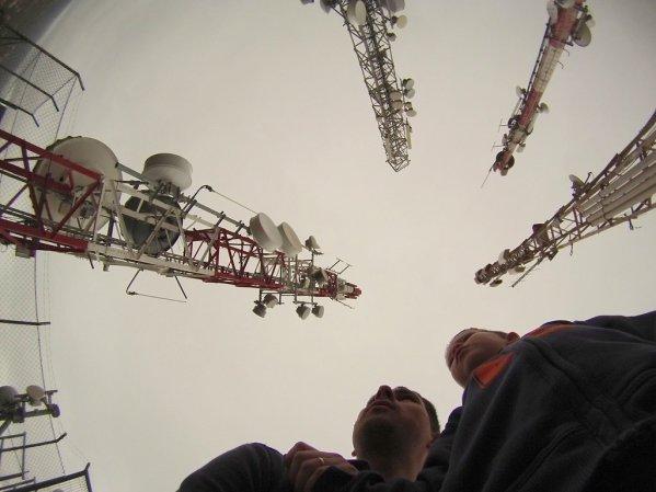 Antenas @ Montaña Gorda