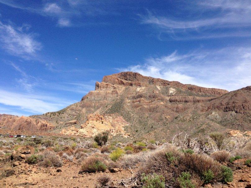 Cañadas del Teide