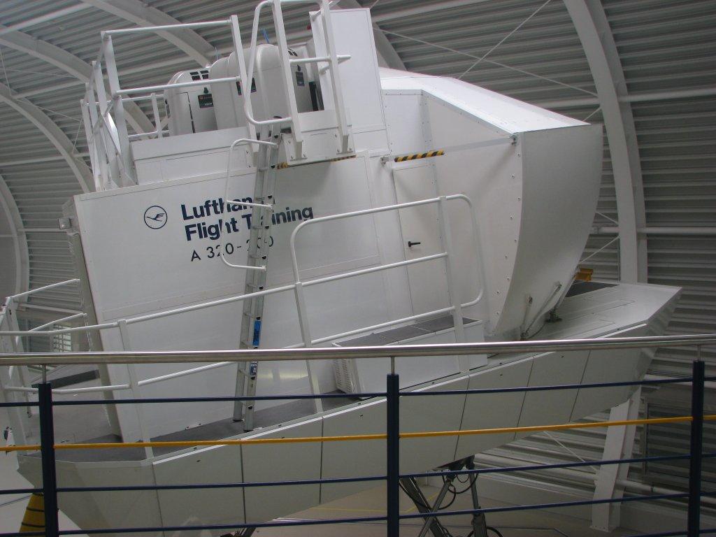 Airbus A320 Full Flight Simulator Experience | Stan's blog