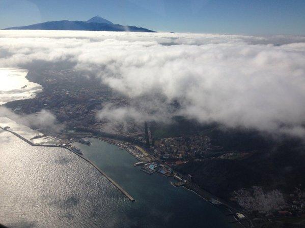 Santa Cruz de Tenerife & Pico del Teide