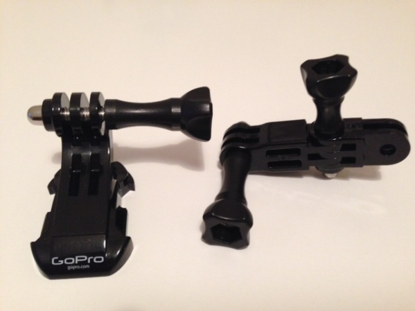 Gopro spare mounts