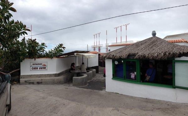 Restaurante Casa Goyo La Palma