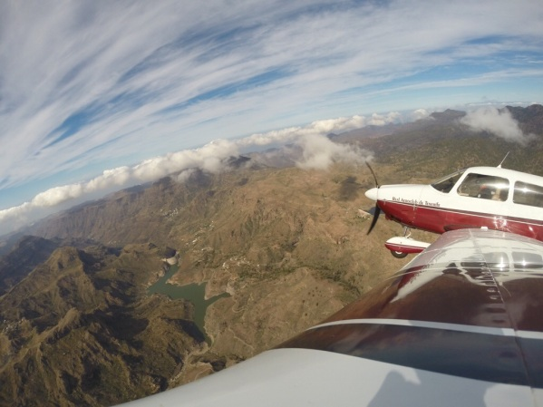 Why to fly to Gran Canyon? Gran Canaria is nice as well!