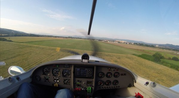 Landing at Prievidza (LZPE)