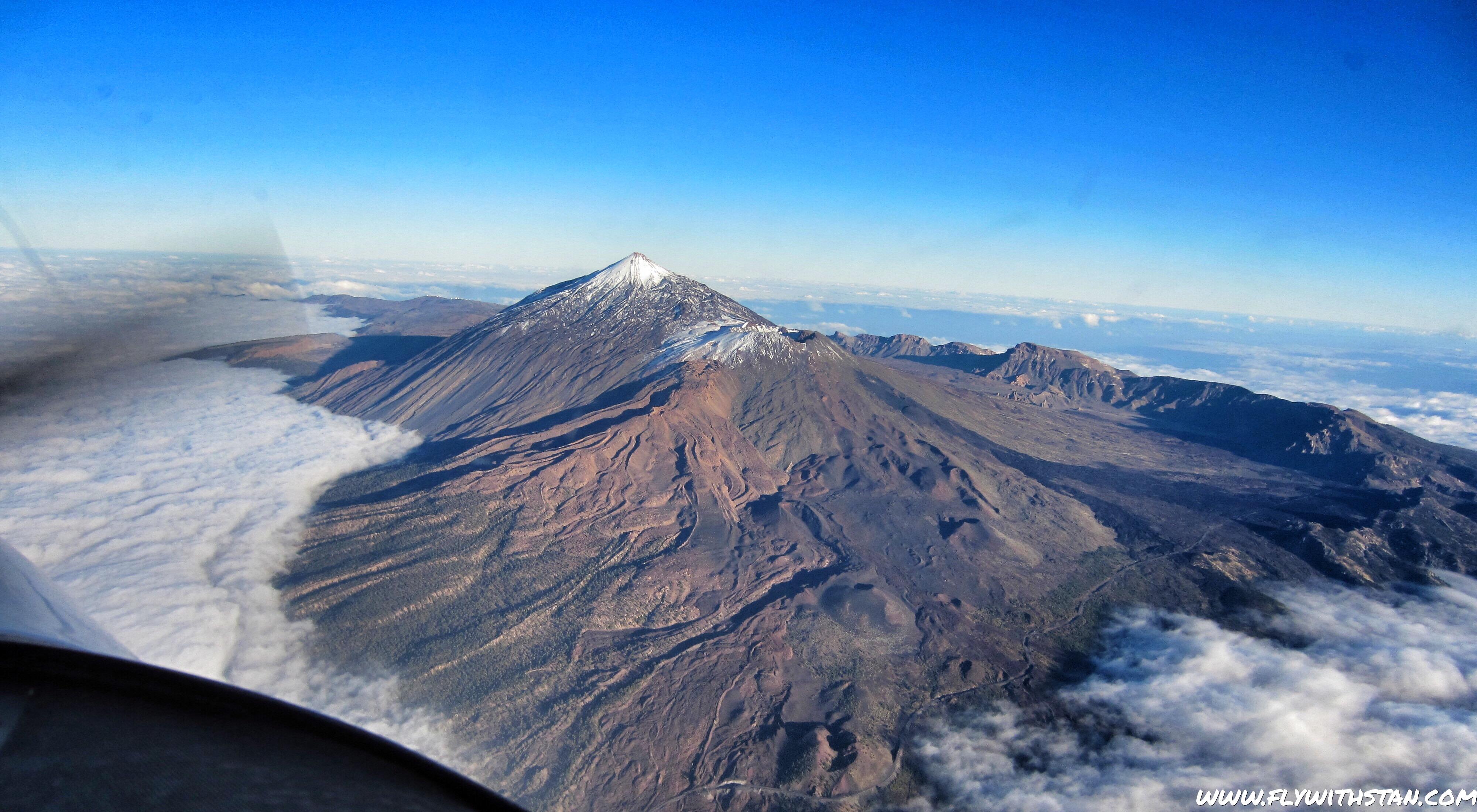 vulkaan teide tenerife