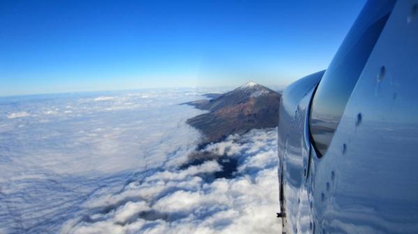 Mt. Teide 3.718 mtrs.