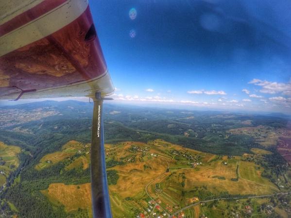 Cockpit views