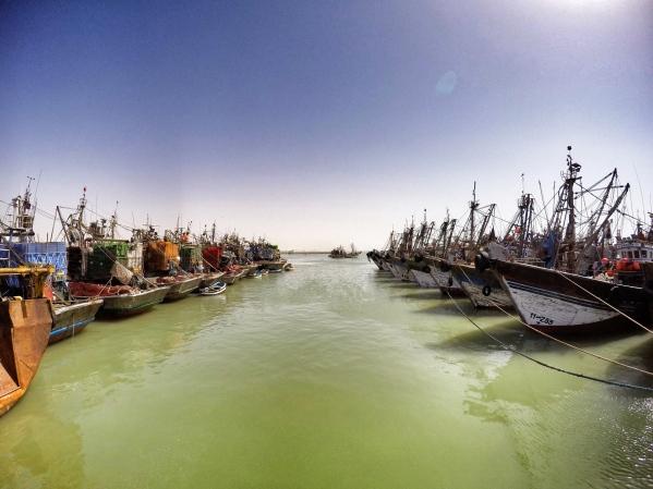 "Fisherman's village ""Marsa"""