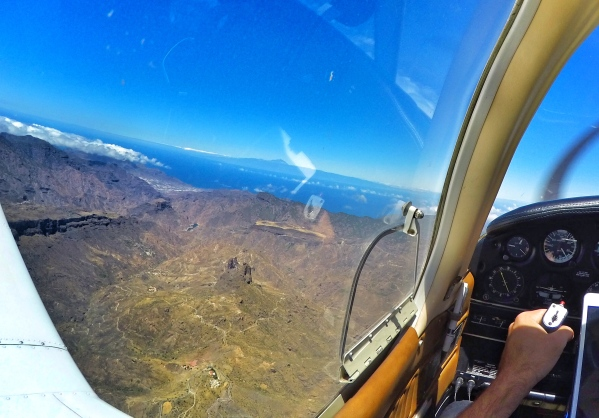 Over Grana Canaria