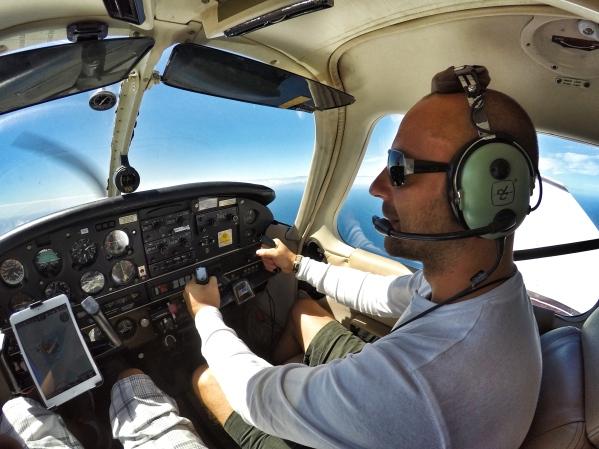 Copilot at the controls