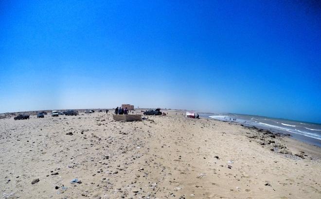 Al Aaiun Beach