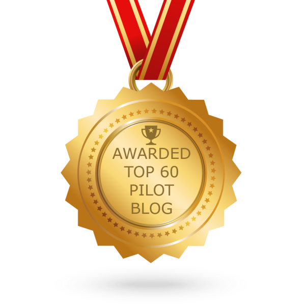 Best pilots blog Award