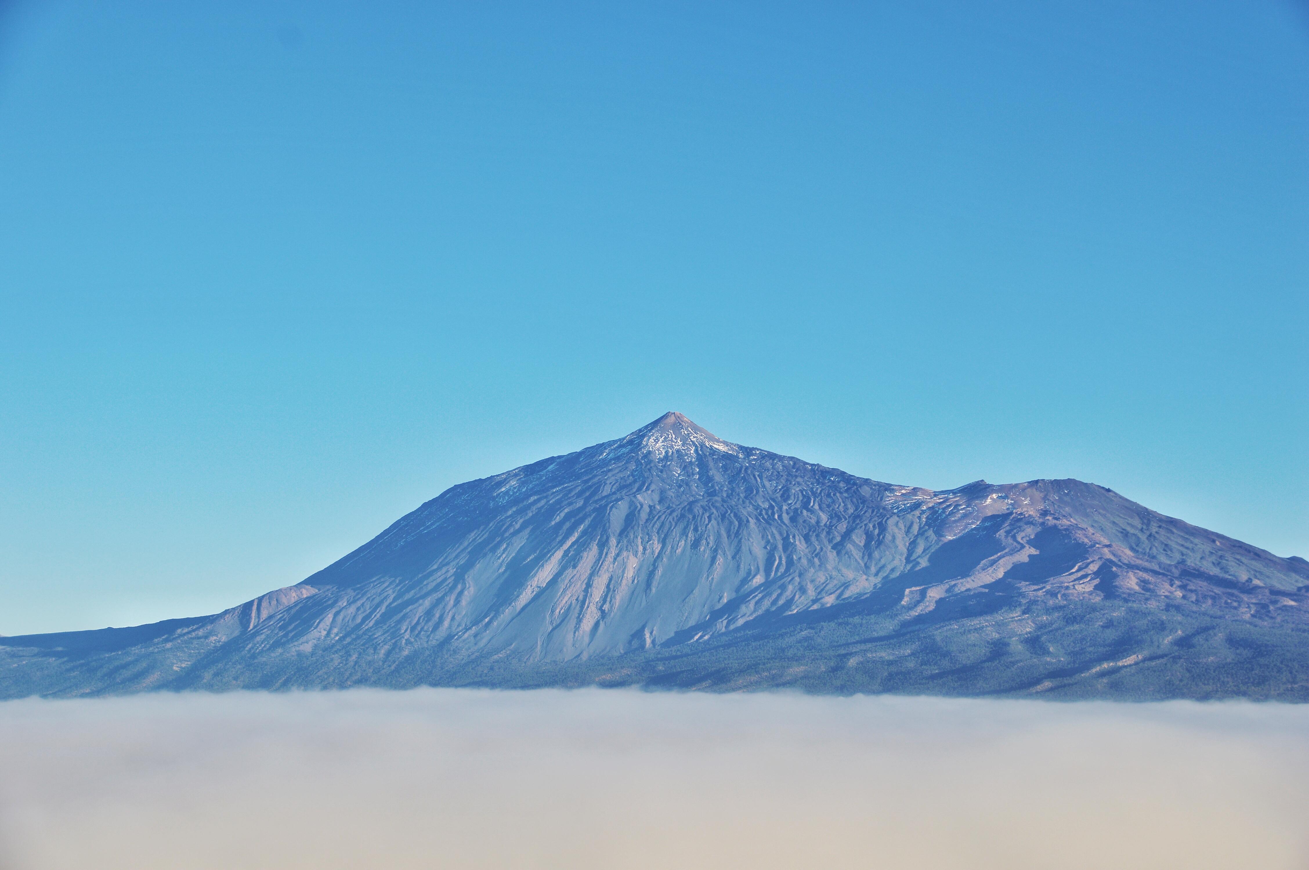Pico del Teide & The sea of clouds