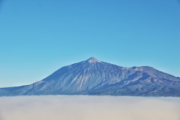 Pico del Teide & The sea of clouds