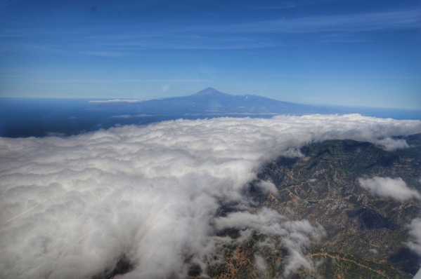 La Gomera and Teide