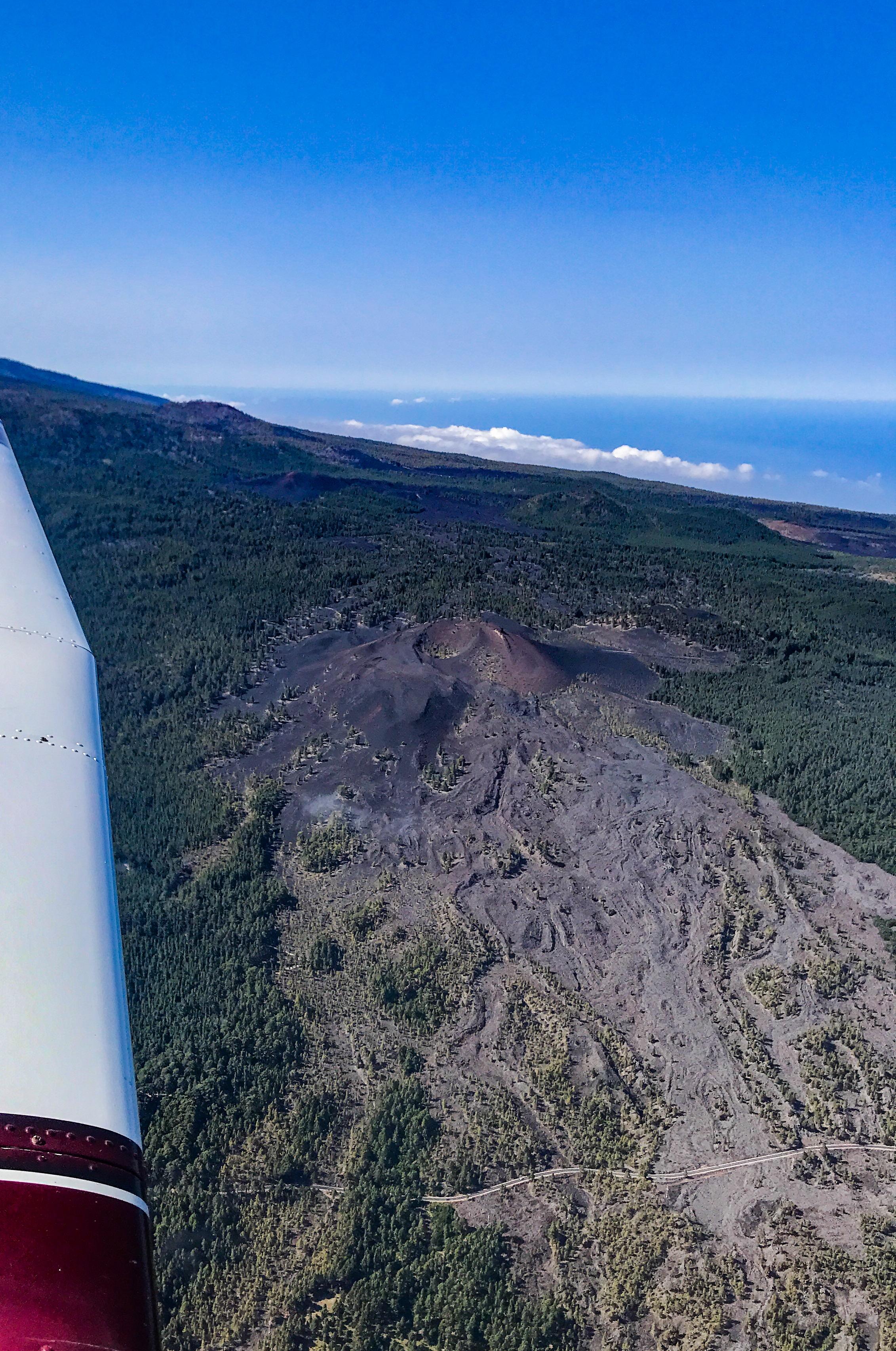 Volcan Chinyero Tenerife