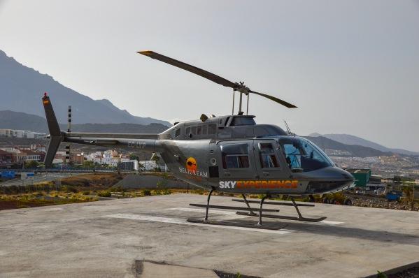 Helidream's Bell 206 Ranger