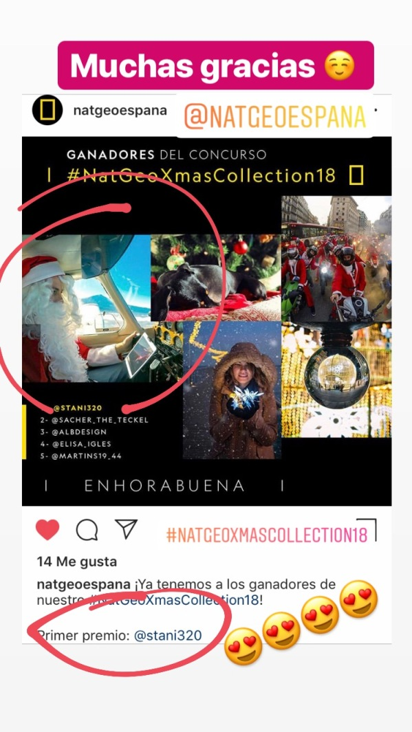 National Geographic Spain's Xmas Collection 18