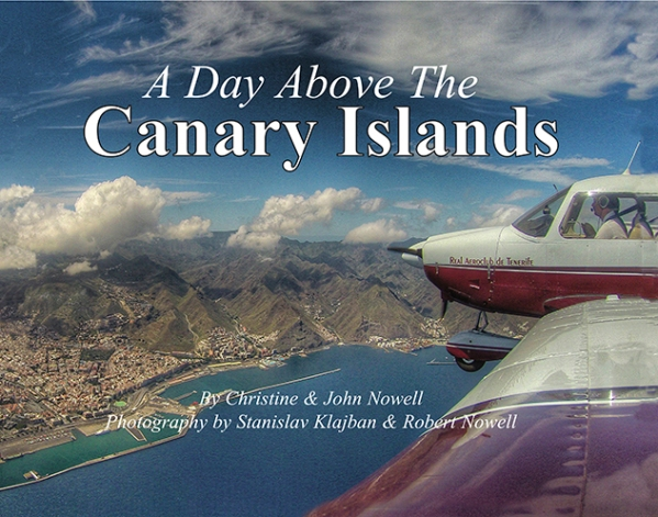 A Day Above The Canary Islands
