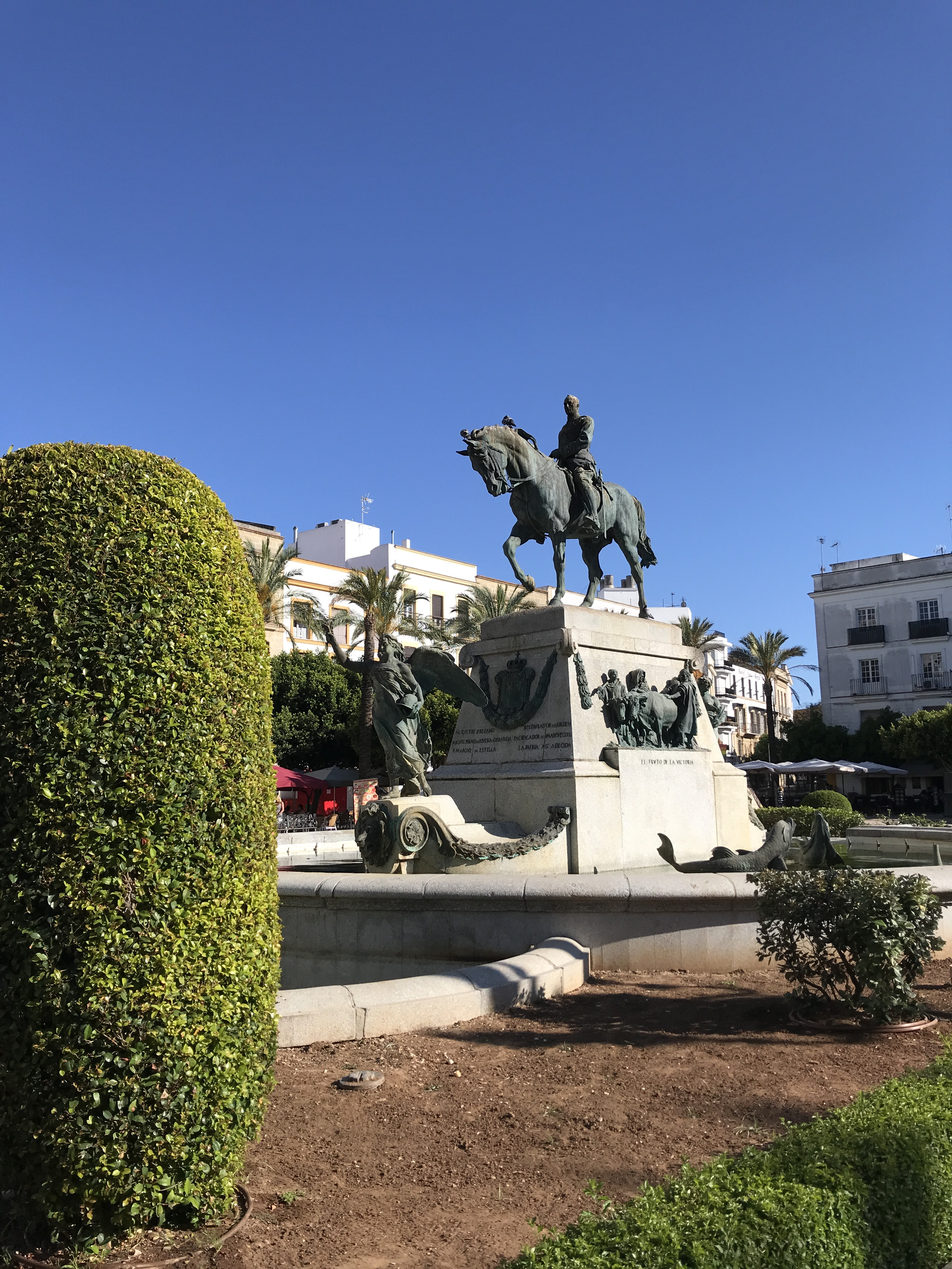 Plaza del CaballoJerez de la Frontera