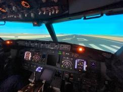 Boeing 737NG FFS at GTA Madrid