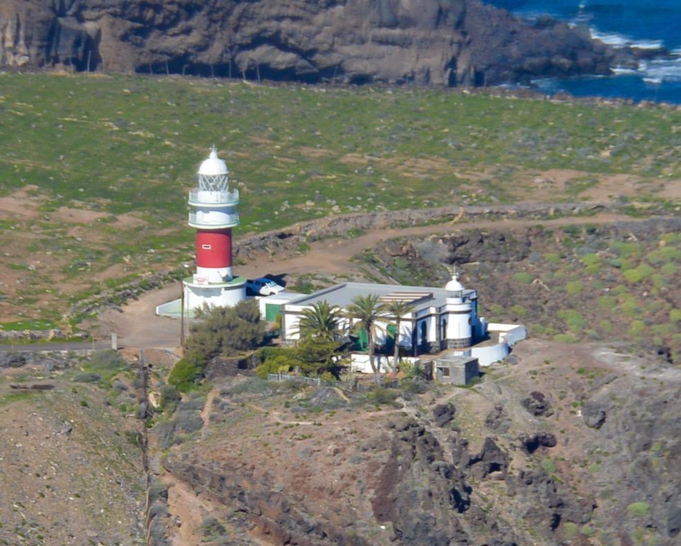 Faro de San Sebastián de La Gomera