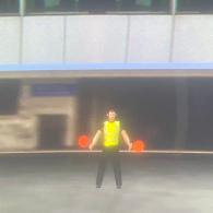 Marshaller in the simulator