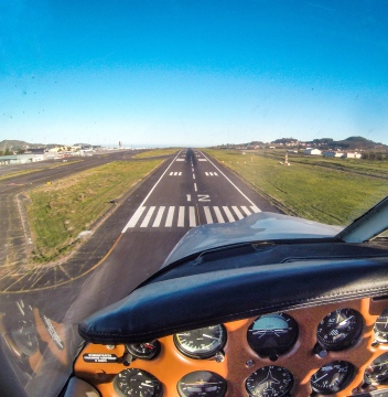 Landing into TFN