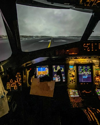 ATR72-600 FFS at GTA Madrid
