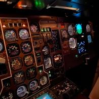 ATR72-500 FFS Cockpit