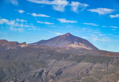 Pico del Teide...