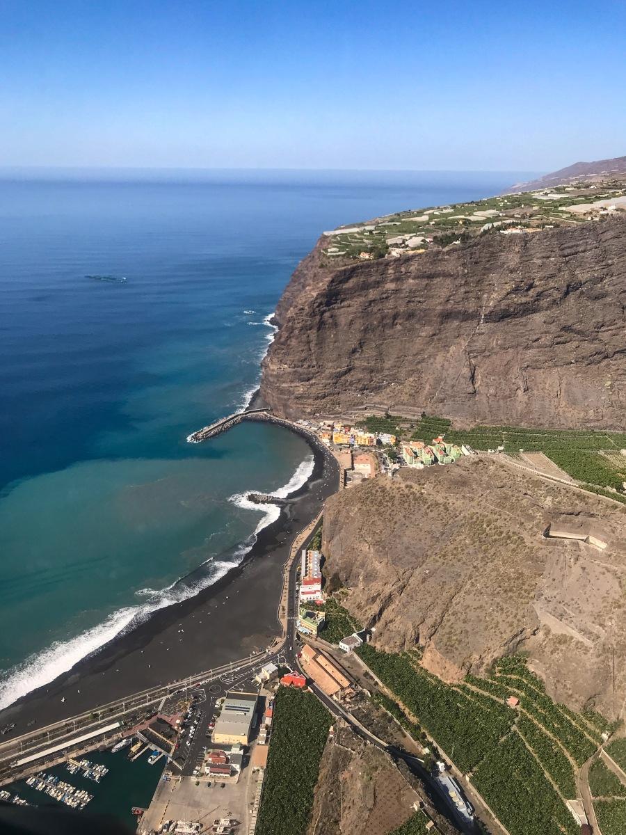 Barranco de las Angustias & Tazacorte
