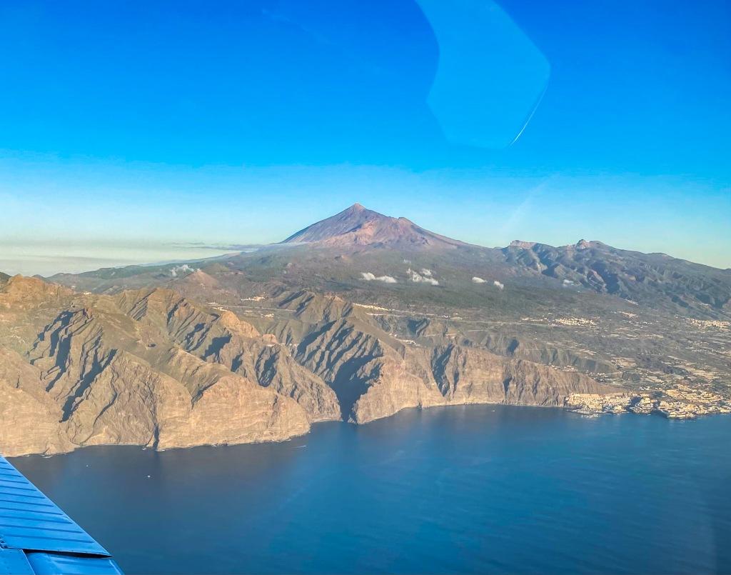 Costa Los Gigantes, Tenerife