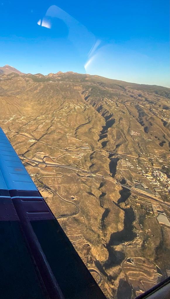 Barranco de Erques, Adeje